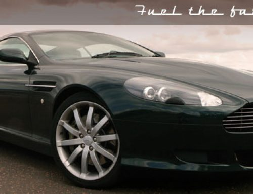 Aston Martin DB9 – drive it with us